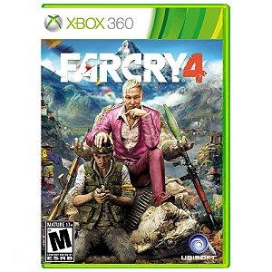 Jogo Far Cry 4 - Xbox 360