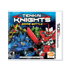 Jogo Tenkai Knights: Brave Battle - 3DS