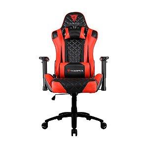 Cadeira Gamer THUNDERX3 TGC12 Preto e Vermelho