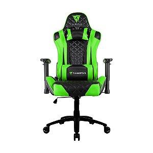 Cadeira Gamer THUNDERX3 TGC12 Preto e Verde