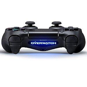 Adesivo para Light Bar Overwatch - Dualshock 4