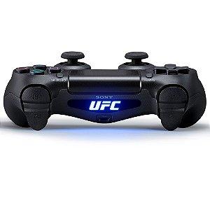 Adesivo para Light Bar UFC - Dualshock 4
