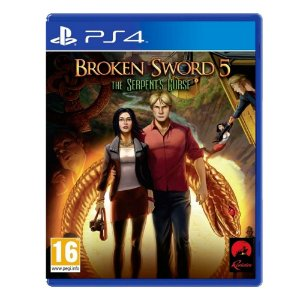 Jogo Broken Sword 5: The Serpent's Curse - PS4