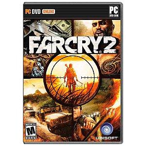Jogo Far Cry 2 - PC