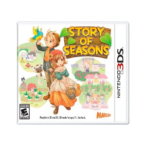 Jogo Story of Seasons - 3DS