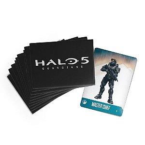 Kit Cartão Colecionável Microsoft Halo 5: Guardians (10 unidades)