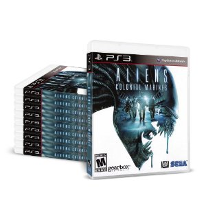 Kit Jogos Aliens: Colonial Marines (10 Unidades) - PS3