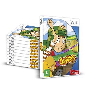 Kit Jogos Chaves (10 unidades) - Wii