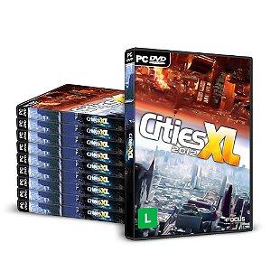 Kit Jogos Cities Xl 2012 (10 unidades) - PC