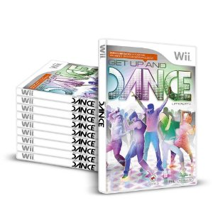 Kit Jogos Get Up And Dance (10 unidades) - Wii