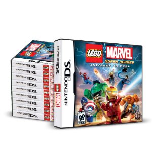 Kit Jogos LEGO Marvel Super Heroes: Universe In Peril (10 unidades) - DS