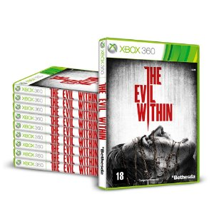Kit Jogos The Evil Within (10 unidades) - Xbox 360