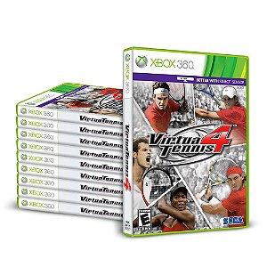 Kit Jogos Virtua Tennis 4 (10 Unidades) - Xbox 360