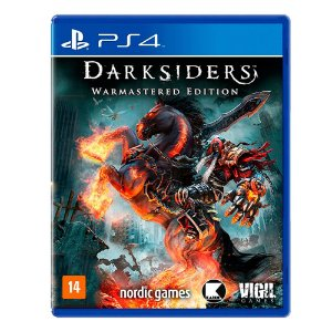 Jogo Darksiders Warmastered Edition - PS4