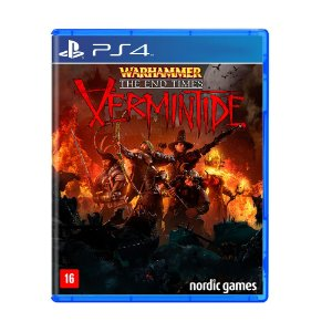 Jogo Warhammer: End Times - Vermintide - PS4