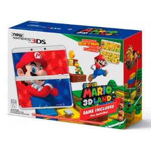 Console New Nintendo 3DS (Super Mario 3D Land) - Nintendo