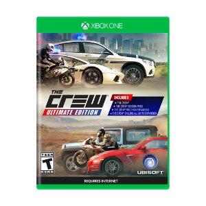 Jogo The Crew: Ultimate Edition - Xbox One