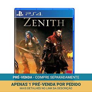 Jogo Zenith - PS4