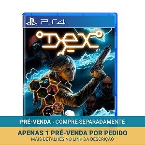 Jogo Dex - PS4