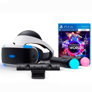 PlayStation VR Bundle - PS4 VR - Sony