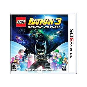 Jogo Lego Batman 3: Beyond Gotham - 3DS