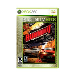 Jogo Burnout Revenge - Xbox 360