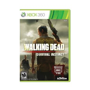 Jogo The Walking Dead: Survival Instinct - Xbox 360
