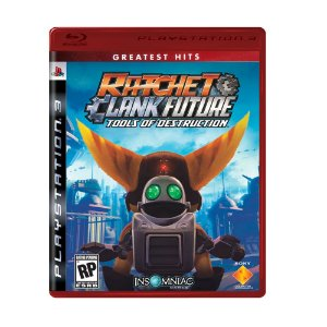 Jogo Ratchet & Clank Future: Tools of Destruction - PS3