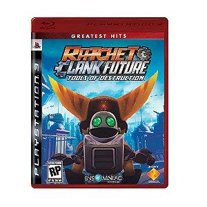 Jogo Ratchet & Clank Future: Tools of Destruction - PS3