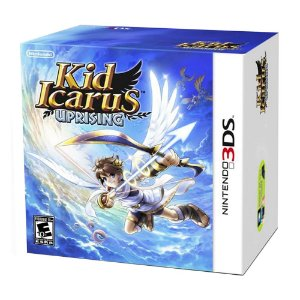 Jogo Kid Icarus Uprising + 3DS Stand - 3DS