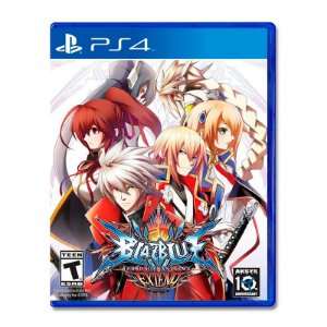 Jogo Blazblue: Chrono Phantasma Extend - PS4