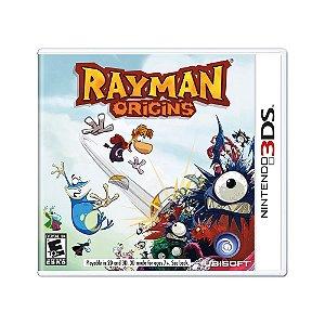 Jogo Rayman Origins - 3DS