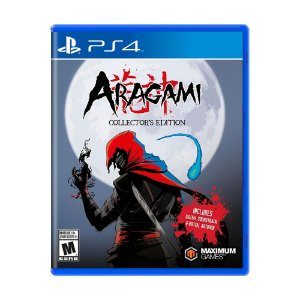 Jogo Aragami (Collectors Edition) - PS4