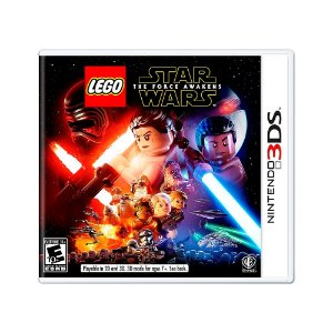 Jogo LEGO Star Wars: The Force Awakens - 3DS