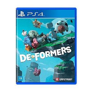 Jogo De-Formers - PS4