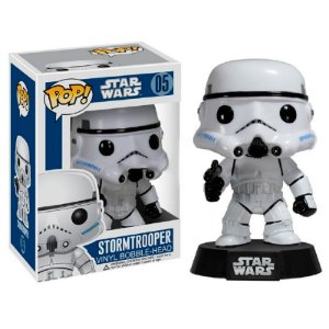 Boneco Stormtrooper 05 Star Wars - Funko Pop