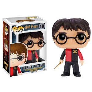 Boneco Harry Potter 10 Harry Potter - Funko Pop