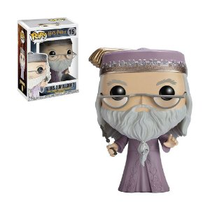 Boneco Albus Dumbledore 15 Harry Potter - Funko Pop