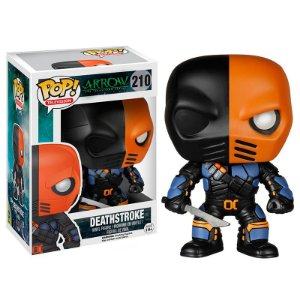 Boneco Deathstroke 210 Arrow - Funko Pop