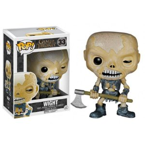 Boneco Wight 33 Game of Thrones - Funko Pop