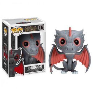 Boneco Drogon 16 Game of Thrones - Funko Pop