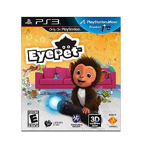 Jogo Eyepet (Capa Dura) - PS3