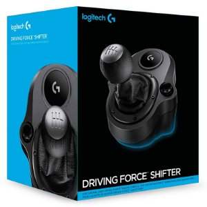 Câmbio Manual Logitech G Driving Force - G29, G920 e G923