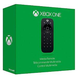 Controle Remoto Microsoft Multimídia Preto - Xbox One