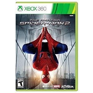 Jogo The Amazing Spider-man 2 (Homem Aranha) - Xbox 360
