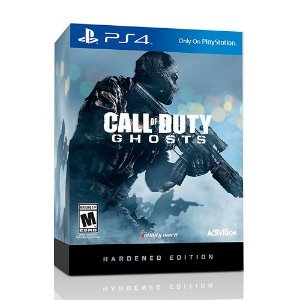 Jogo Call Of Duty: Ghosts (Hardened Edition) - PS4