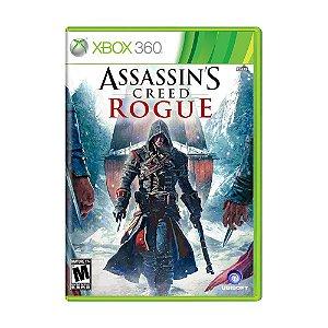 Jogo Assassin's Creed Rogue - Xbox 360