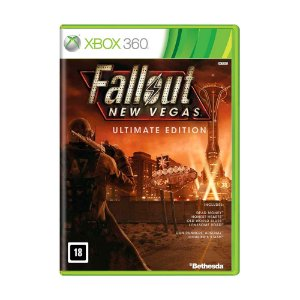 Jogo Fallout: New Vegas (Ultimate Edition) - Xbox 360