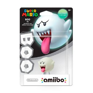 Nintendo Amiibo: Boo - Super Mario - Wii U e New Nintendo 3DS