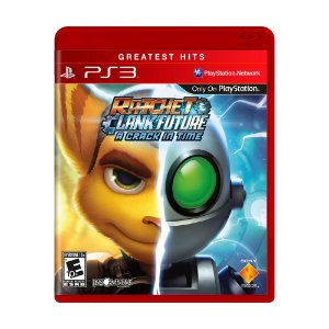 Jogo Ratchet & Clank: A Crack in Time - PS3